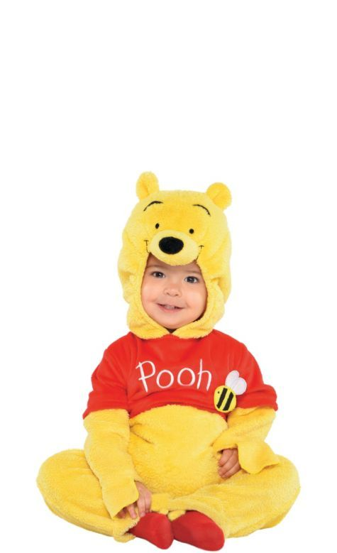 Baby Winnie the Pooh Costume - Party City Canada