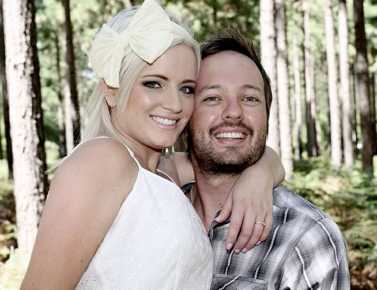 Carla's pre wedding shoot in Tsitsikamma