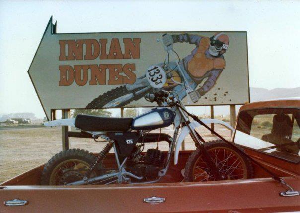 Image result for indian dunes motorcycle park TV show  sets
