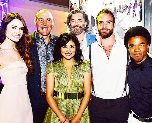 Galavant Cast.