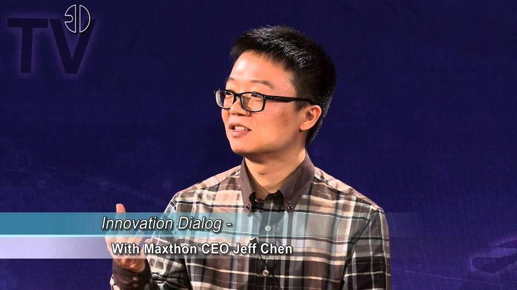 Ding Ding TV innovation dialog with Maxthon CEO Jeff Chen part1 Jan 17.2013