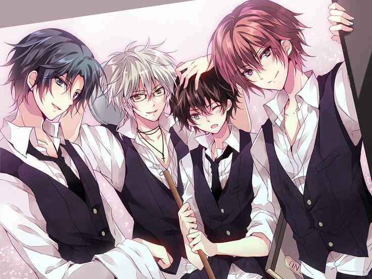 Explore Anime Manga Guys And More