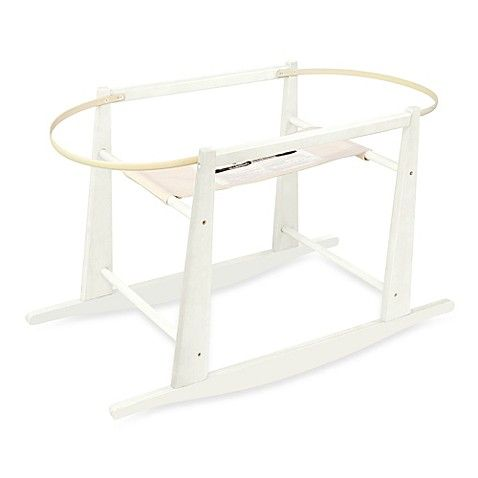 48 best baby car mirror images on pinterest babies stuff baby jolly jumper rocking moses basket stand in antique white fandeluxe Image collections