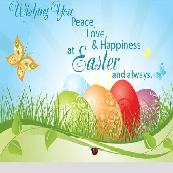 254 best images about Easter Wishes and Greetings – Easter Card Sayings