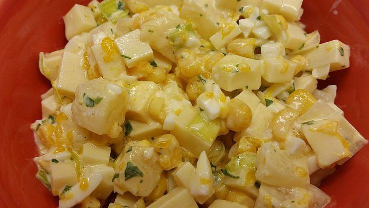 Lauch - Apfel - Käsesalat, ein beliebtes Rezept mit Bild aus der Kategorie Eier & Käse. 6 Bewertungen: Ø 3,8. Tags: Beilage, Eier oder Käse, Früchte, Gemüse, Party, Salat, Vegetarisch