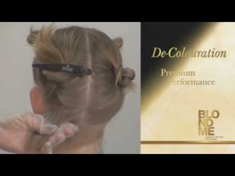 BlondMe Decoloration & Tone Schwarzkopf Professional - Distributed by Na...