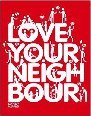 Love Your Neighbour As Yourself Matthew 22 39 Thenewyou