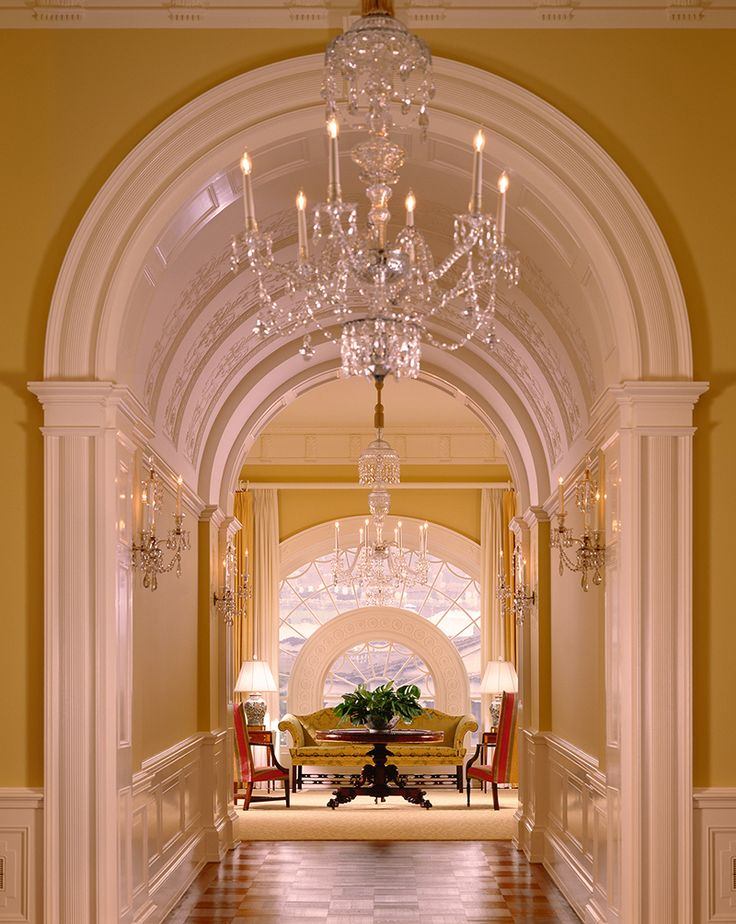 Interior Design By Ken Blasingame Courtesy Of The White House Historical Association Peter Vitale