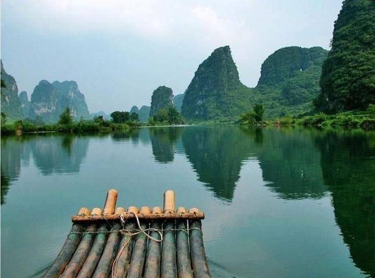 Li River Cruise,China: