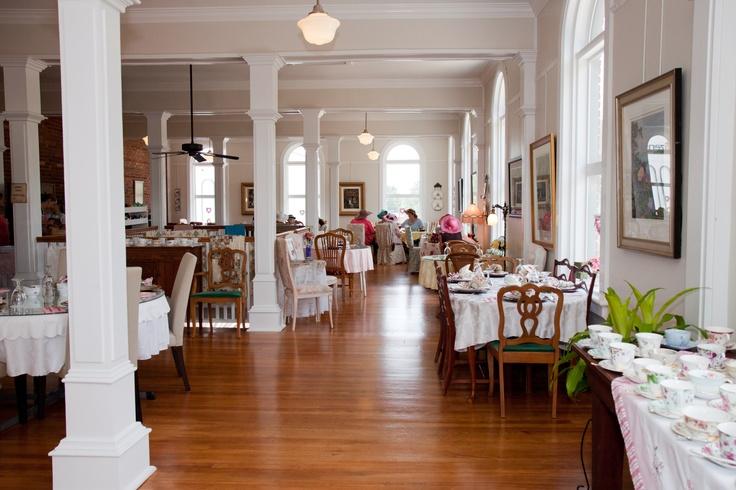 Tea Room Ridgeway Sc