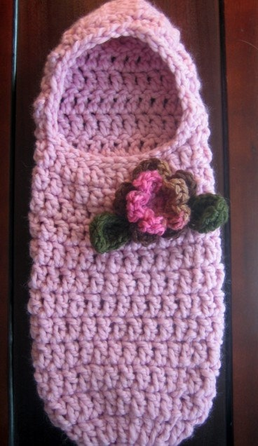 Crochet Pattern Baby Cocoon With Hood : 17 Best images about Crochet~Babies:Cocoons on Pinterest ...