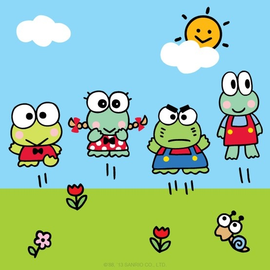 Keroppi Wallpaper Wallpapers: 92 Best Images About Keroppi On Pinterest