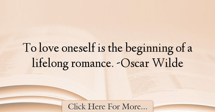 Oscar Wilde Quotes About Love - 42919