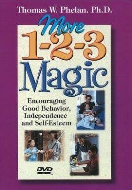 More 1-2-3 Magic: Encouraging Good Behavior, Independence and Self-Esteem, $27.99 plus postage from Fishpond.com.au