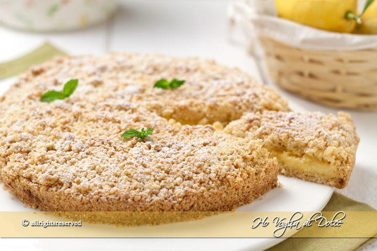 Sbriciolata+al+limone