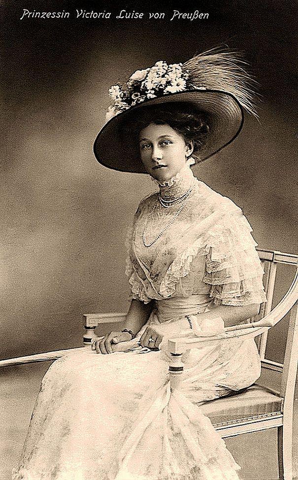 Princess Viktoria Luise Von Preußen