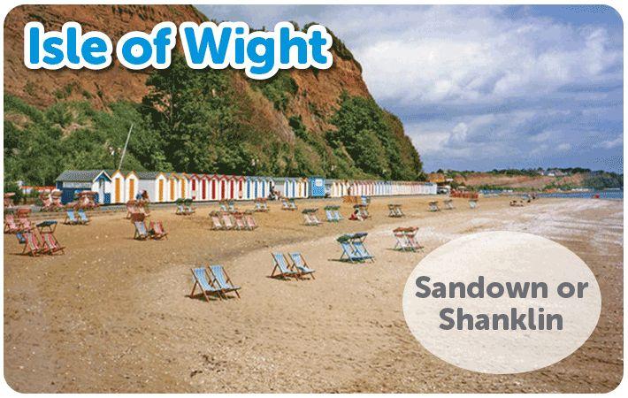 Shanklin  seaside resort Isle of Wight