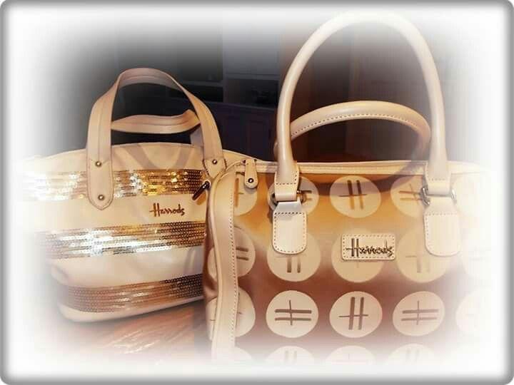 My Harrods bags :)