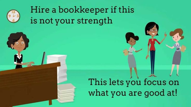SKT 6Tips Bookkeeping