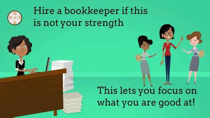 SKT 6Tips Bookkeeping
