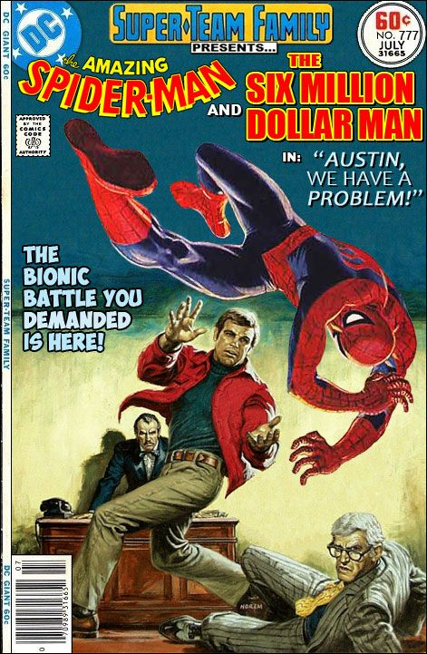 six million dollar man and bionic woman relationship issues