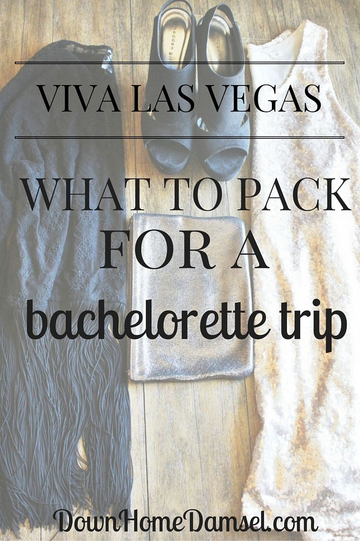 PACKING FOR VEGAS: A style guide to all the pool parties, clubbing and brunches…
