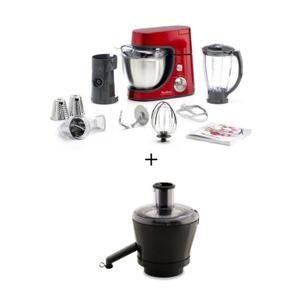Pack spécial Moulinex - Robot pâtissier Masterchef Gourmet + Accessoire centrifugeuse offert - Achat / Vente robot multifonctions - Cdiscount