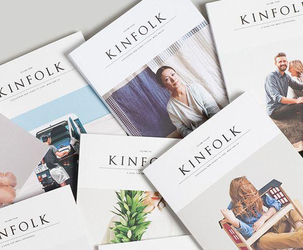 Abonnement op Kinfolk
