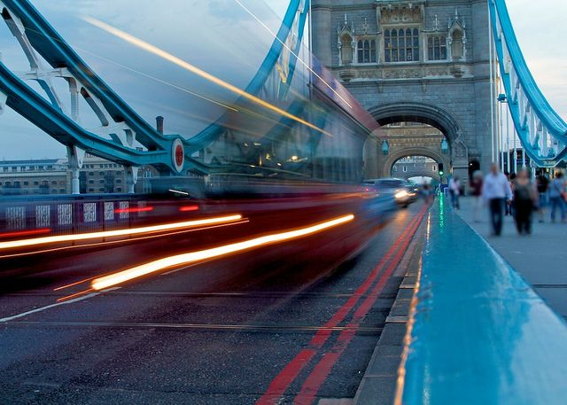 London Tower Bridge by @Doug88888, via Flickr