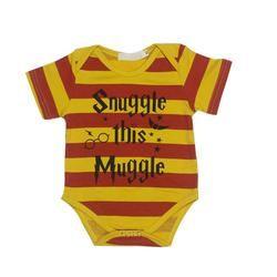 Snuggle this Muggle Summer Onesie