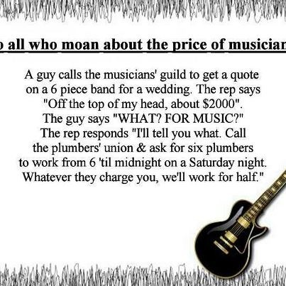 Muso's wages