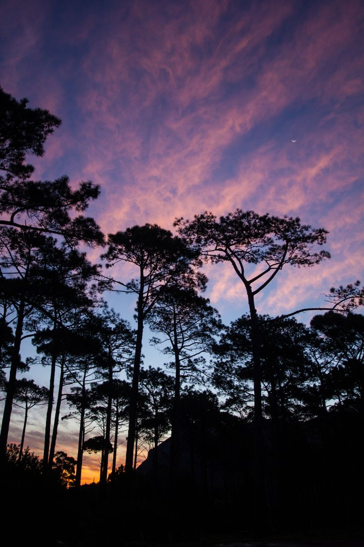 Cape Town Sunset ©Carmen Hidalgo