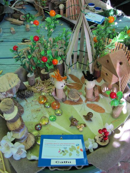 Irresistible Ideas for play based learning » Blog Archive » natural teepees ≈≈