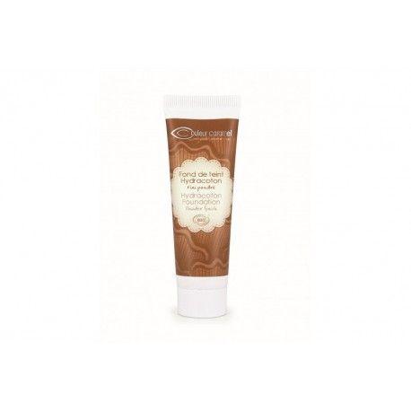 Fondotinta Fluido Hydracoton n 11 - Ivoire - Couleur Caramel