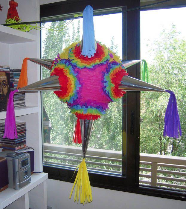 LlenadeGracia ¡¡ Arte & Diseño religioso para celebrar !! - Piñatas #artesaniasmexicanasdiy