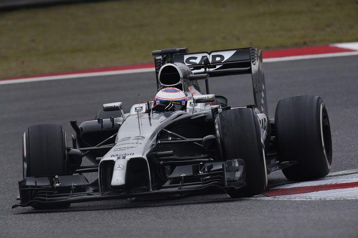 Mc Laren Mercedes F1 team: Spanish Grand Prix preview