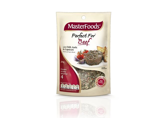 Perfect For - MasterFoods