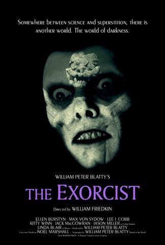 The Exorcist - Mini Print B
