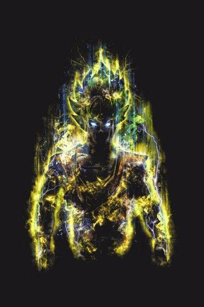 Goku by Barrett Biggers