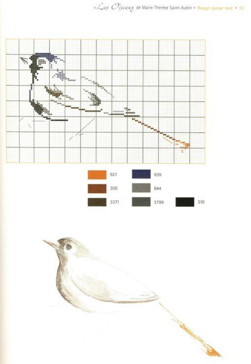 Gallery.ru / Фото #33 - Les Oiseaux - Orlanda