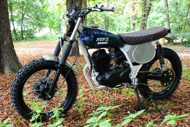 suzuki van van 125 oficina mrs flat track scrambler. Black Bedroom Furniture Sets. Home Design Ideas