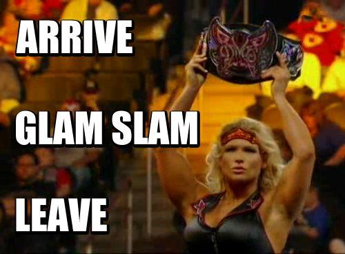 Smart, Sexy, Quick    #wrestling #wwe #raw