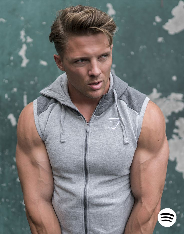 Steve Cook workout playlist. Gymshark Spotify