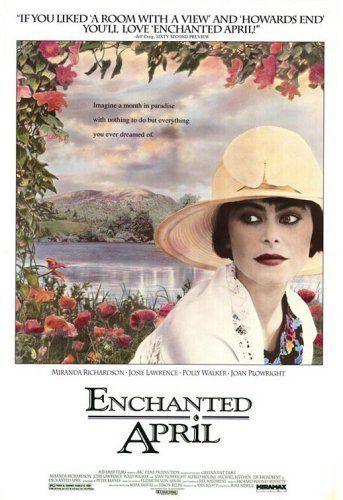 "Great Movie - Funny, Lighthearted & Beatifically Filmed! Makes you want to go to Italy and soak it all in!.... Enchanted April - ""Four women rent a chateau on a remote Italian island to try to come to grips with their lives and relationships."" from IMDB"
