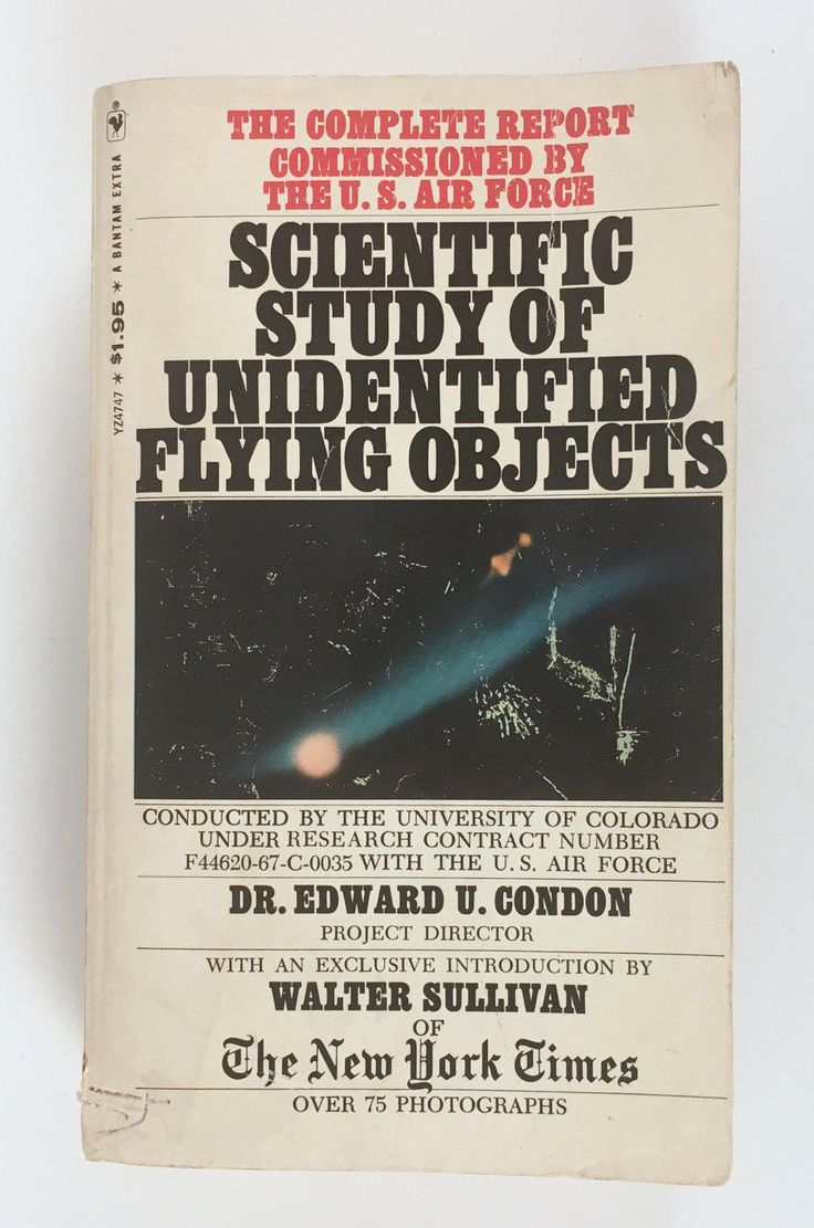 An analysis of the topic of the unidentified flying objects mysteries