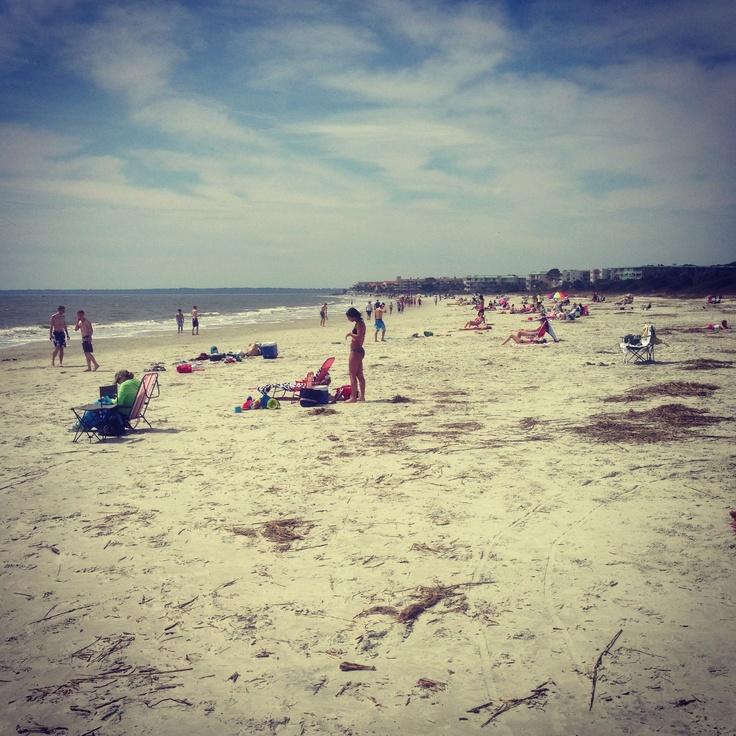 Island Beach Scenes: Pin By Clay Sikes On My Georgia Coast