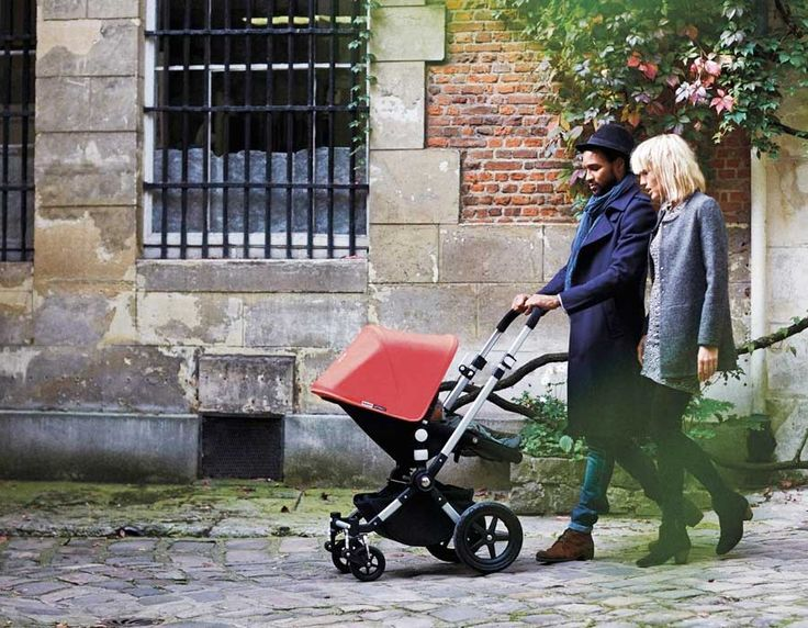 Bugaboo Cameleon 3 Stroller (for stylish parents only!)