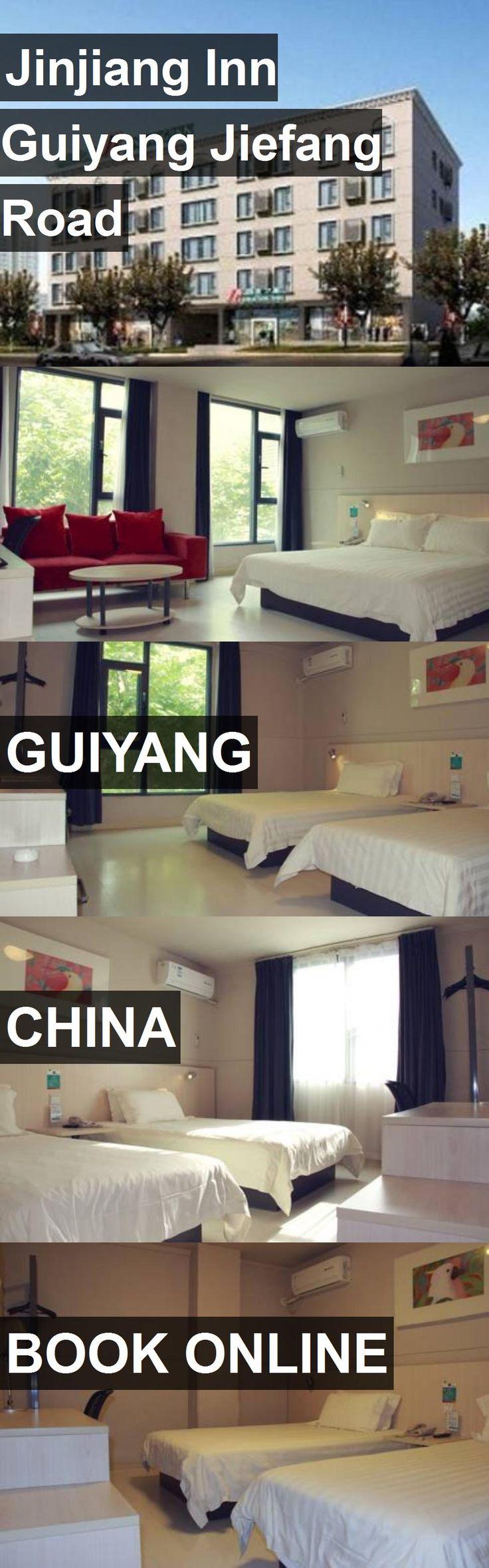 Hotel Jinjiang Inn Guiyang Jiefang Road in Guiyang, China. For more information, photos, reviews and best prices please follow the link. #China #Guiyang #JinjiangInnGuiyangJiefangRoad #hotel #travel #vacation