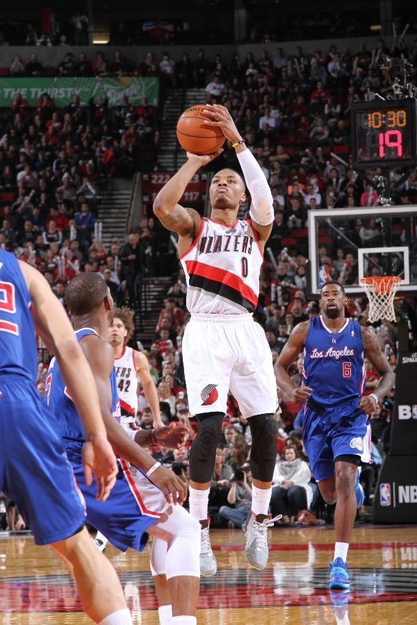 1000+ Images About Portland Trail Blazers On Pinterest ...
