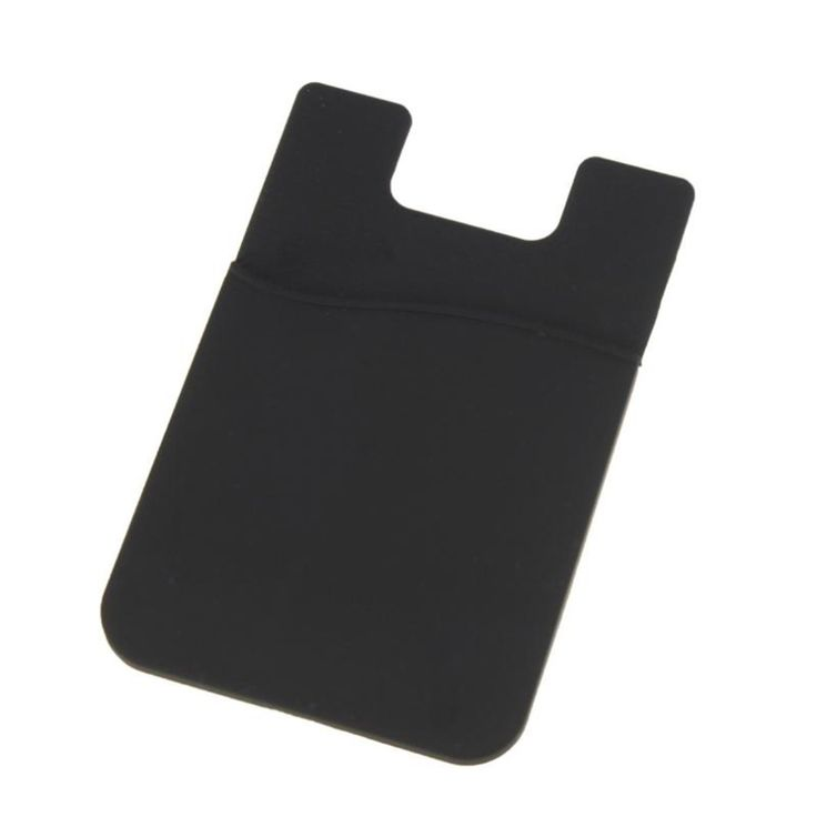 Cell Phone Credit Card Holder Card Holder For Cell Phone Mini Card Holder id Card Holder  6 Colors 2017 Hot Wholesale